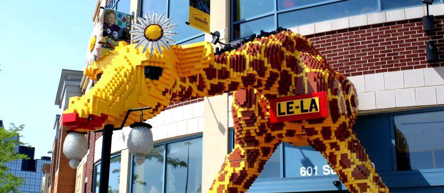 Legoland Discovery Center Schaumburg