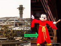 Lax Disneyland Transportation Options