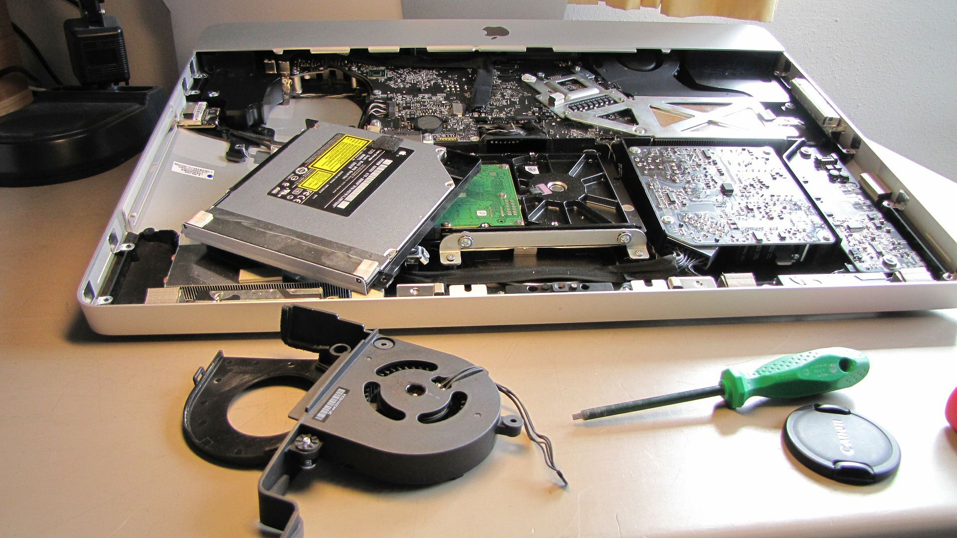 Upgrade The Hard Drive In 2009 And Later Imacs