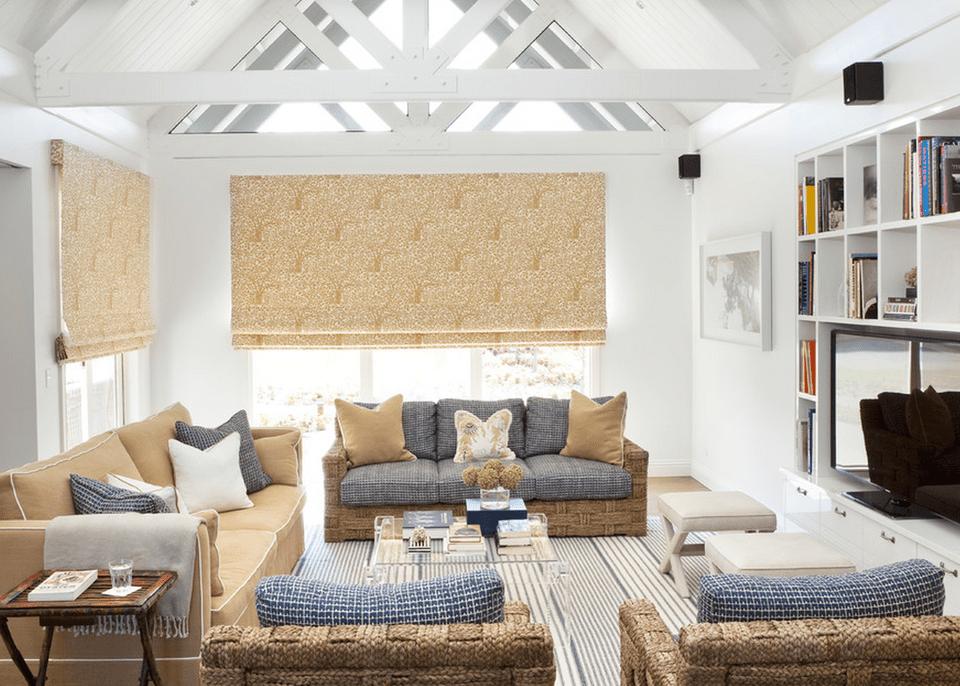 20 Beautiful Beach House Living Room Ideas