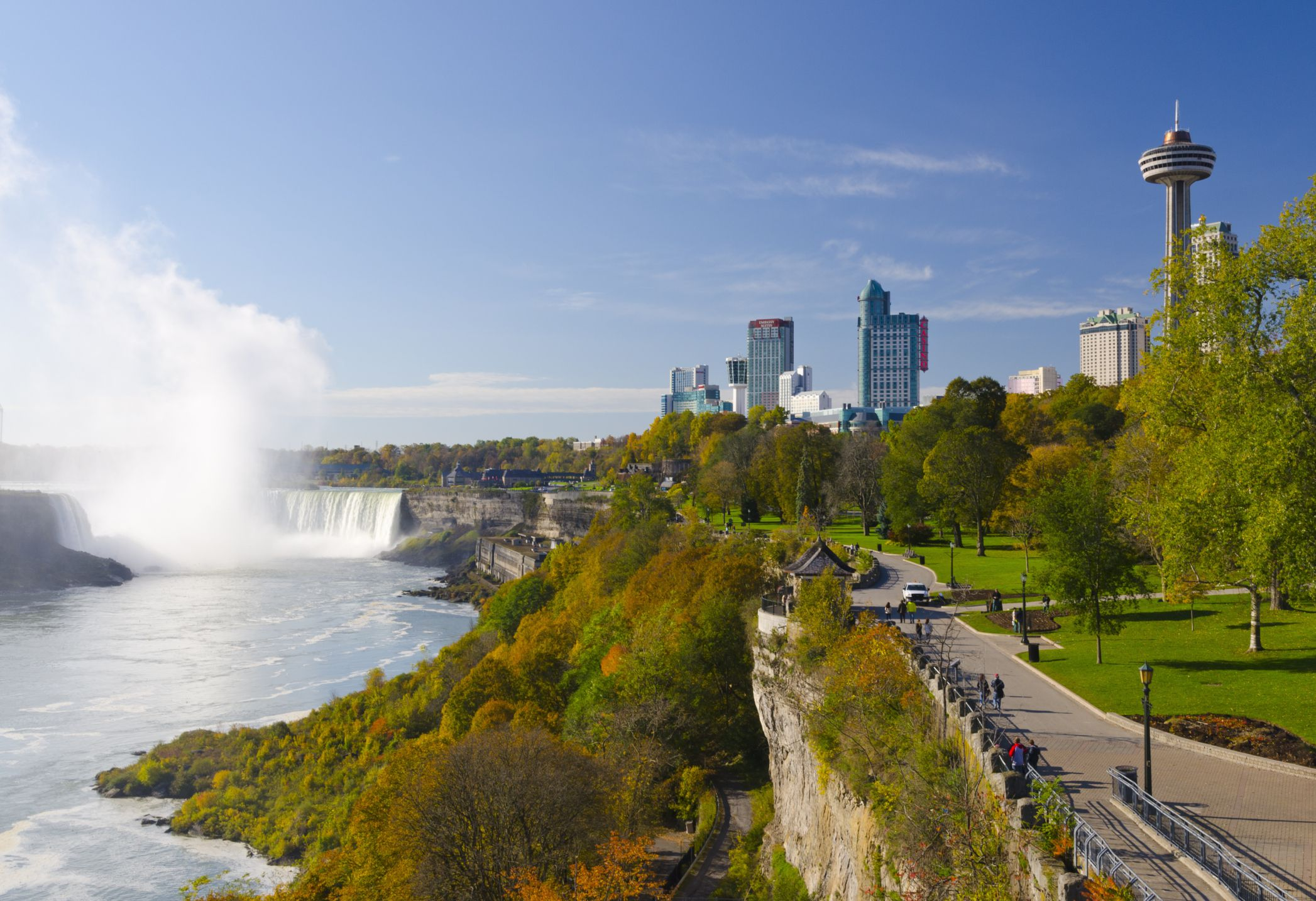Free Things To Do With Kids In Niagara Falls