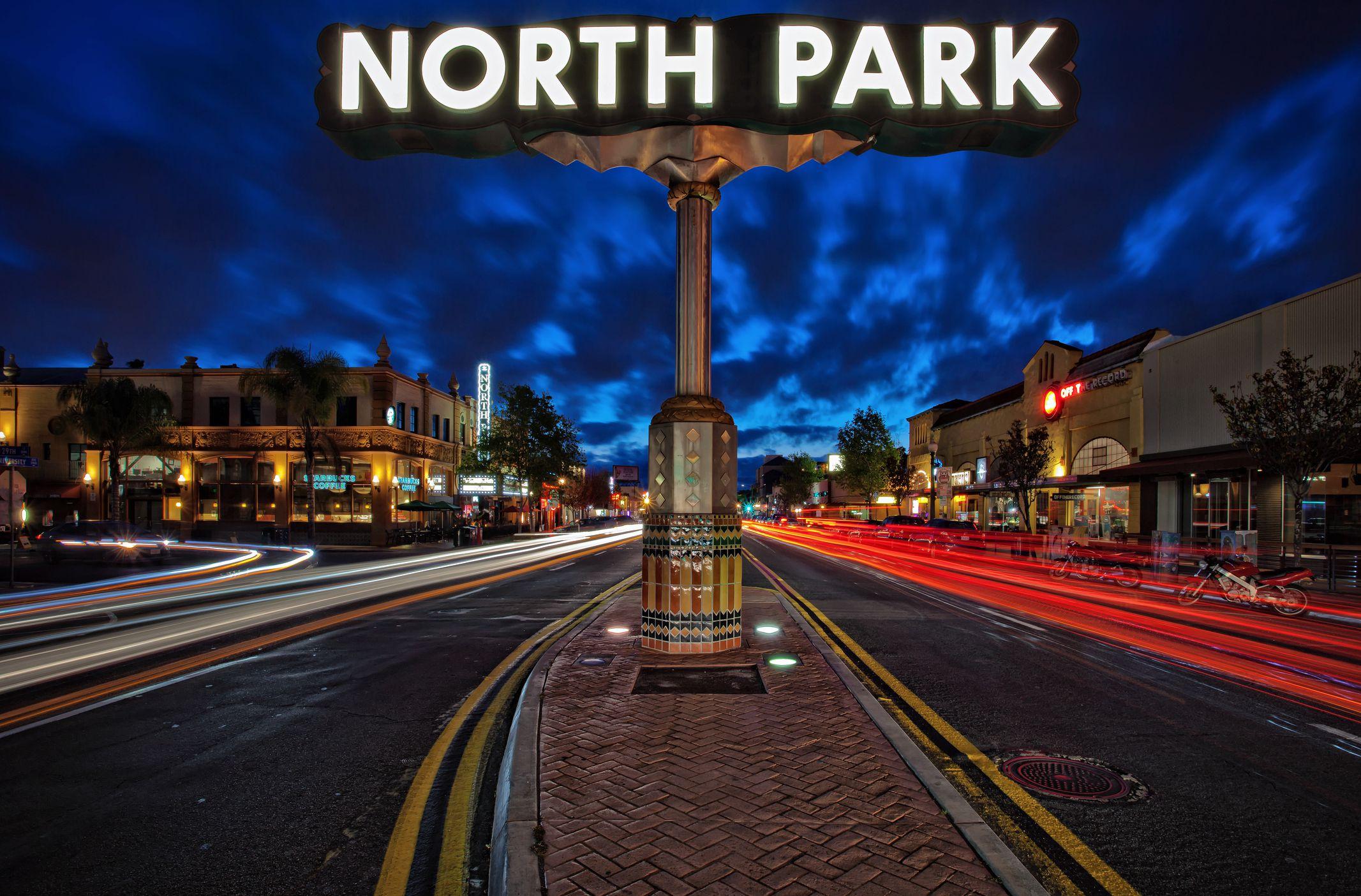 San Diego Neighborhood Profile North Park