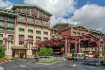 Disney' Grand Californian Hotel