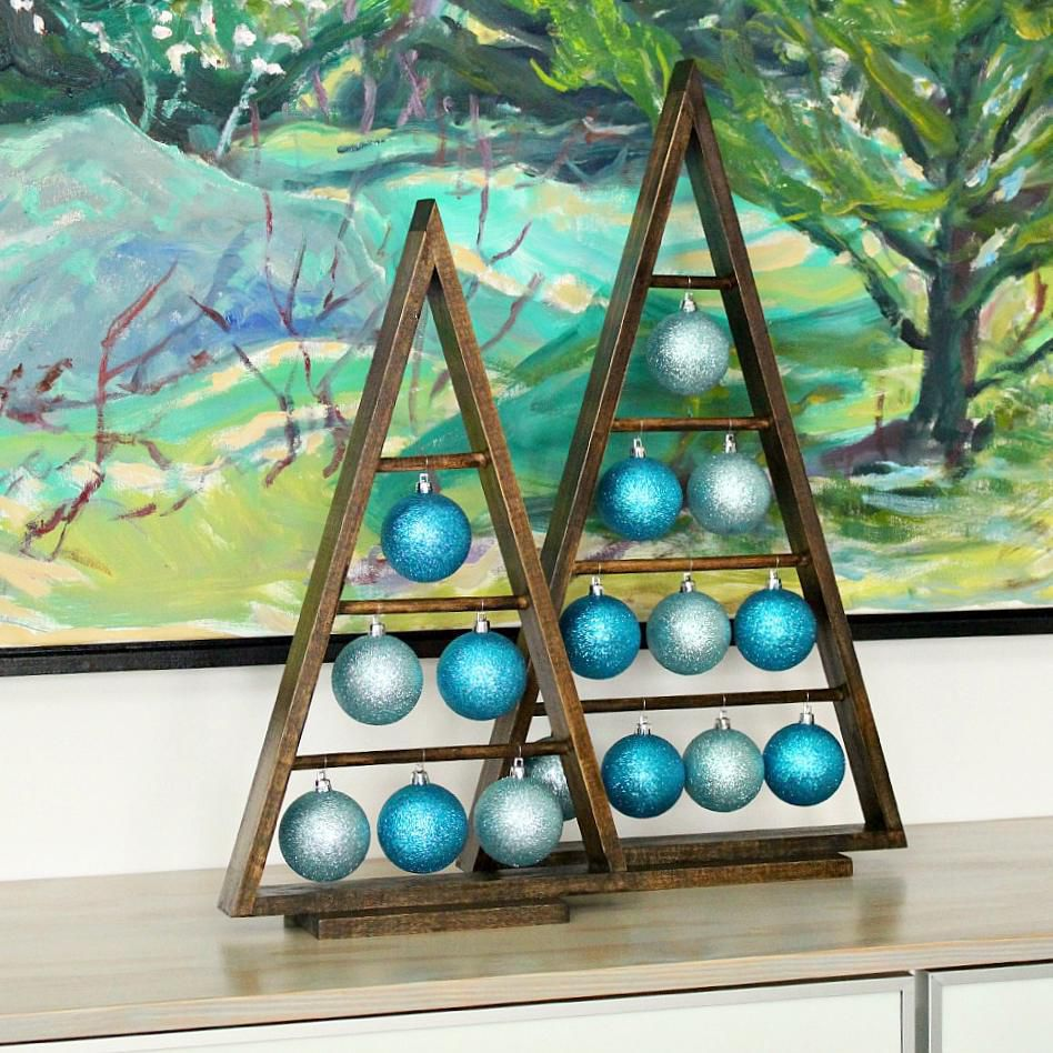 Christmas Tree Alternatives For Small Places