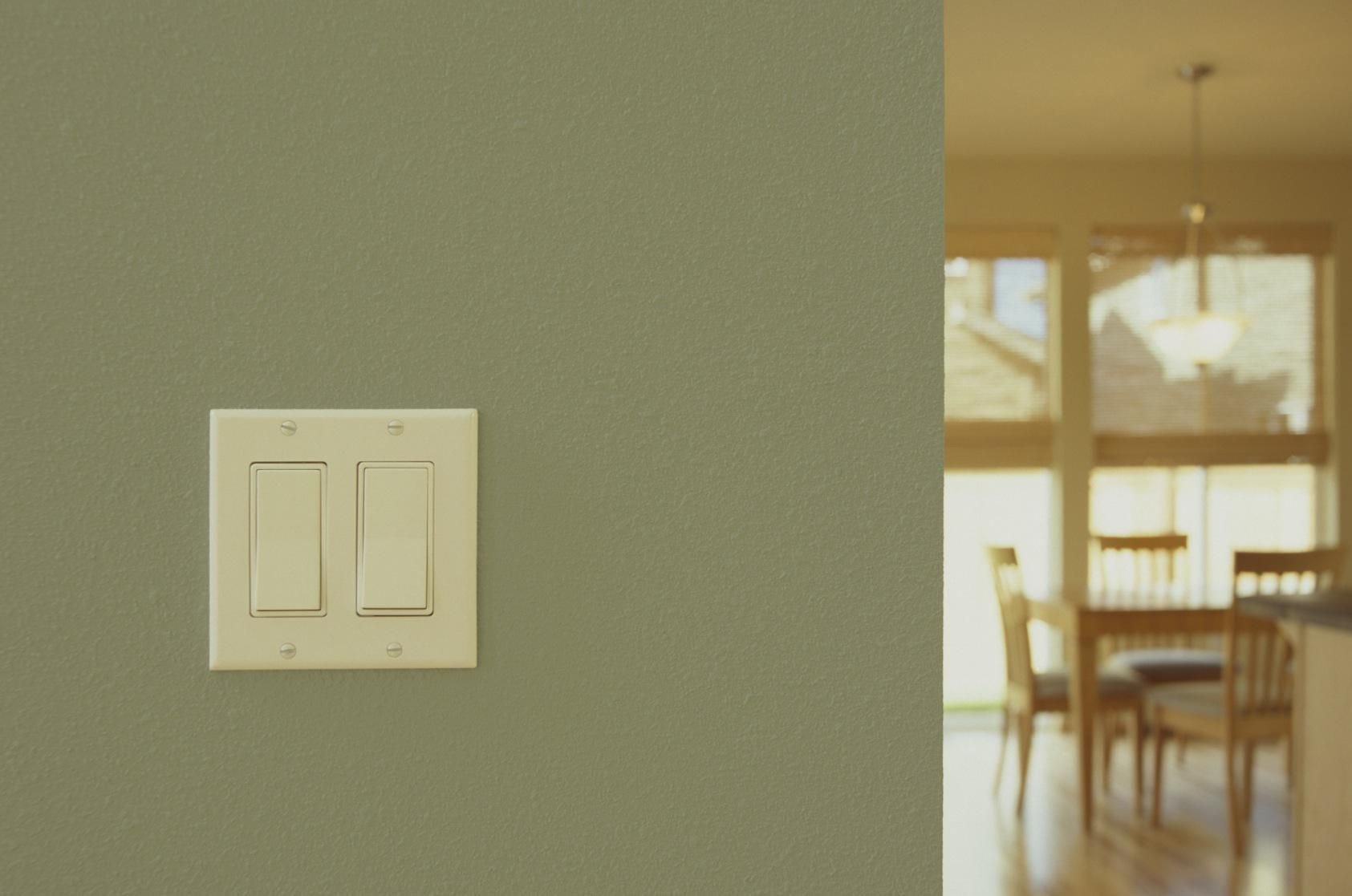 Outlets Controlled By Light Switch In Another Room Electrical Diy