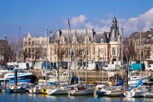 Deauville Normandy France