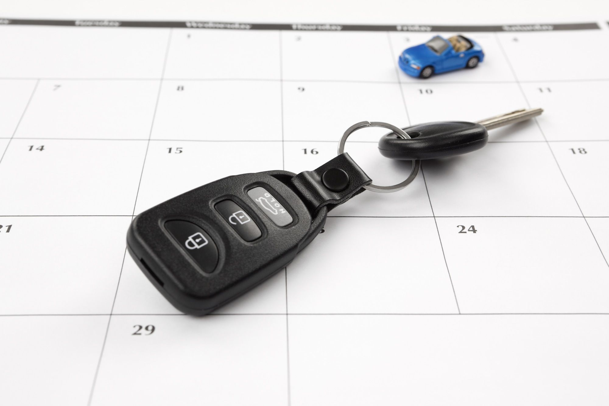 Security Bank Car Loan Requirements