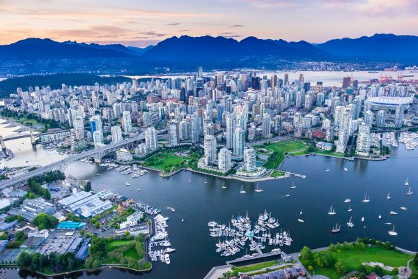 Traveling Seattle And Vancouver