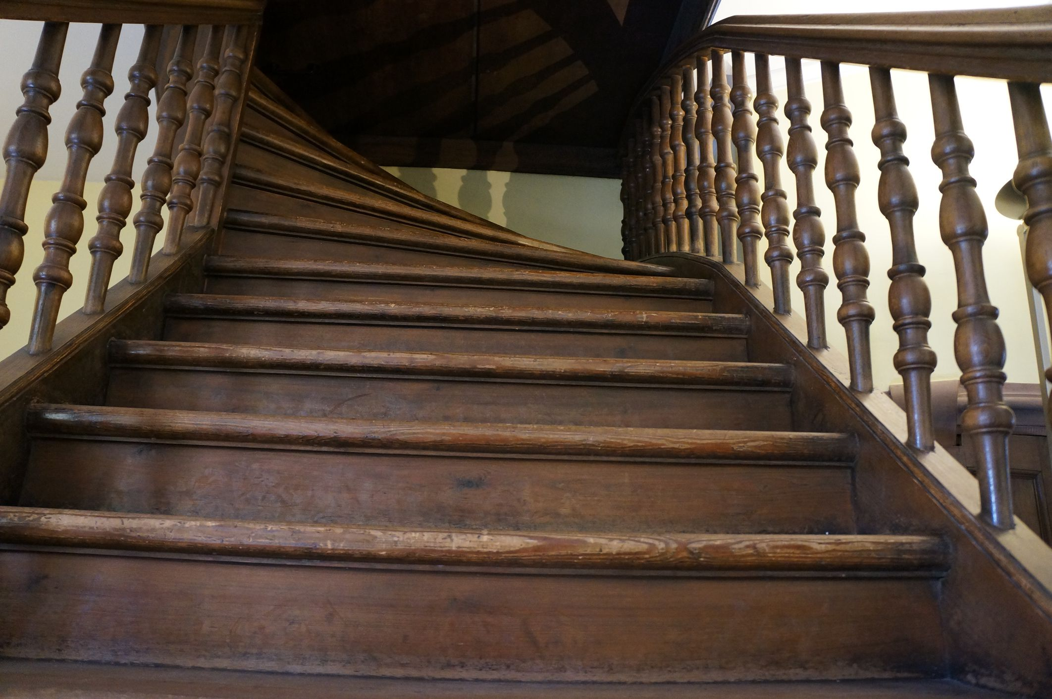 Fix Creaky Stairs With This Simple Trick