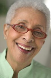 top gray hairstyles black women