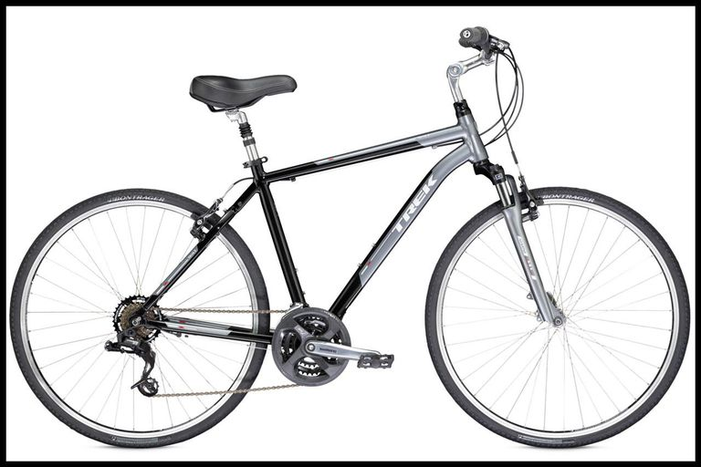 Hybrid Bicycle Sizing and Fit Guide