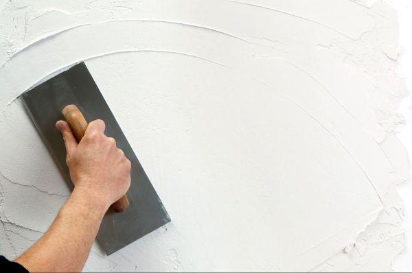 Plaster Stucco Application