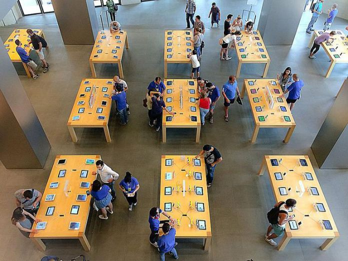 Make Genius Bar Appointment