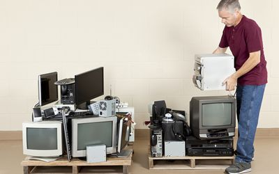 Donate old tv