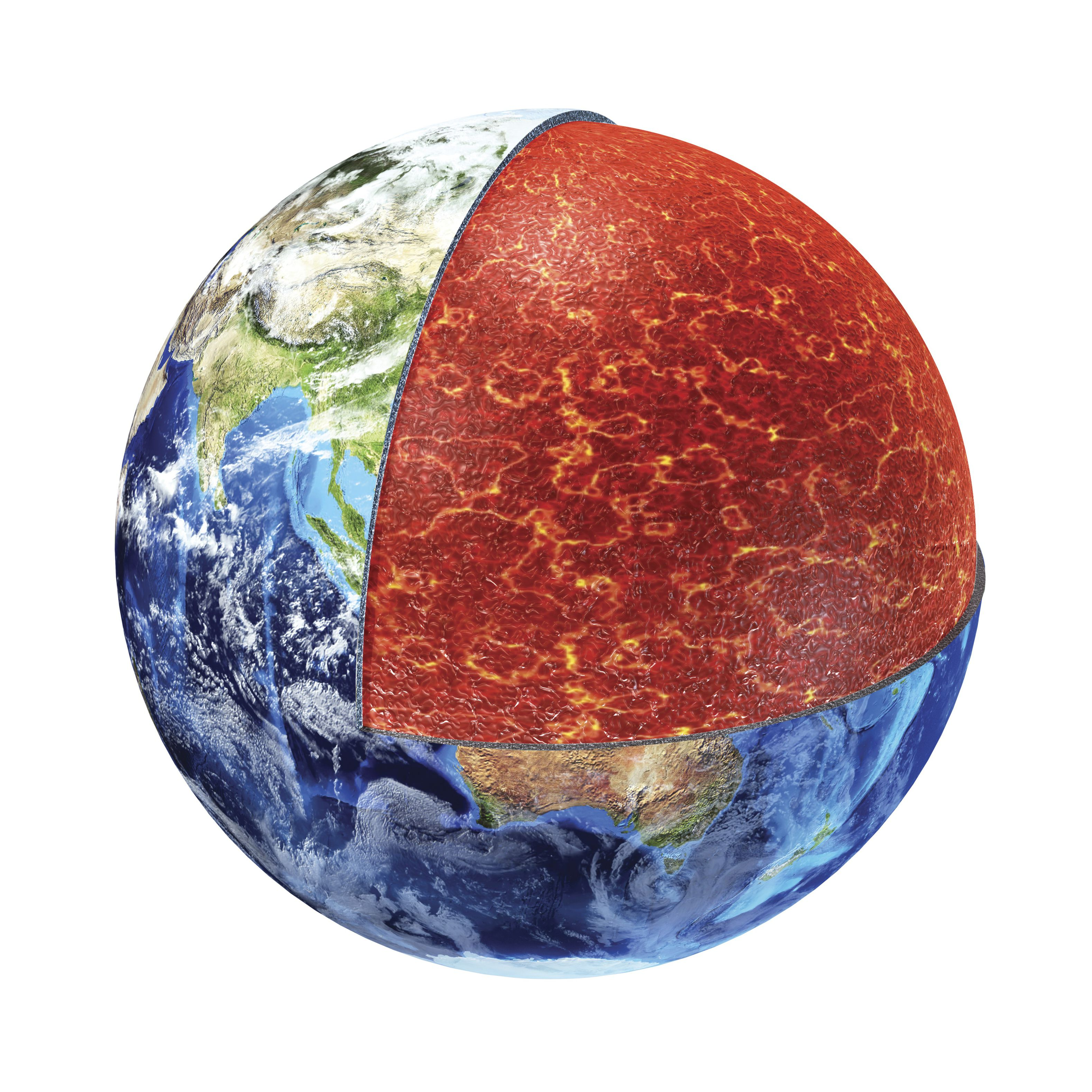 Elements In The Earth S Crust