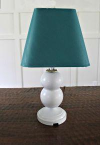 8 DIY Lamp Makeover Ideas