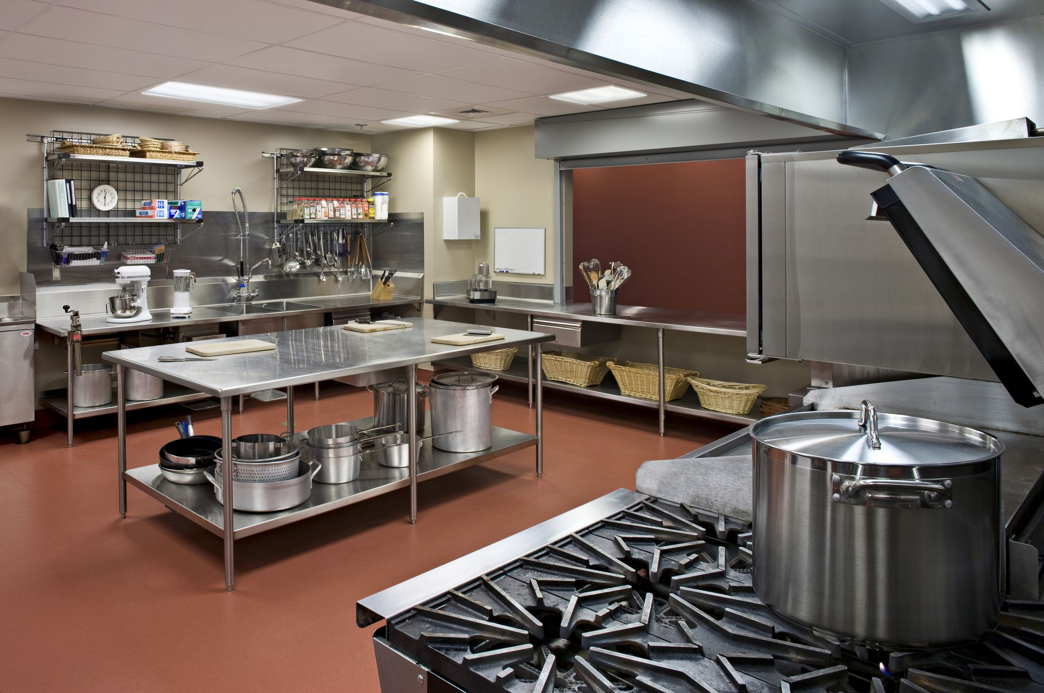 How to Choose the Best Commercial Kitchen Equipment
