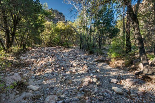 build dry creek beds