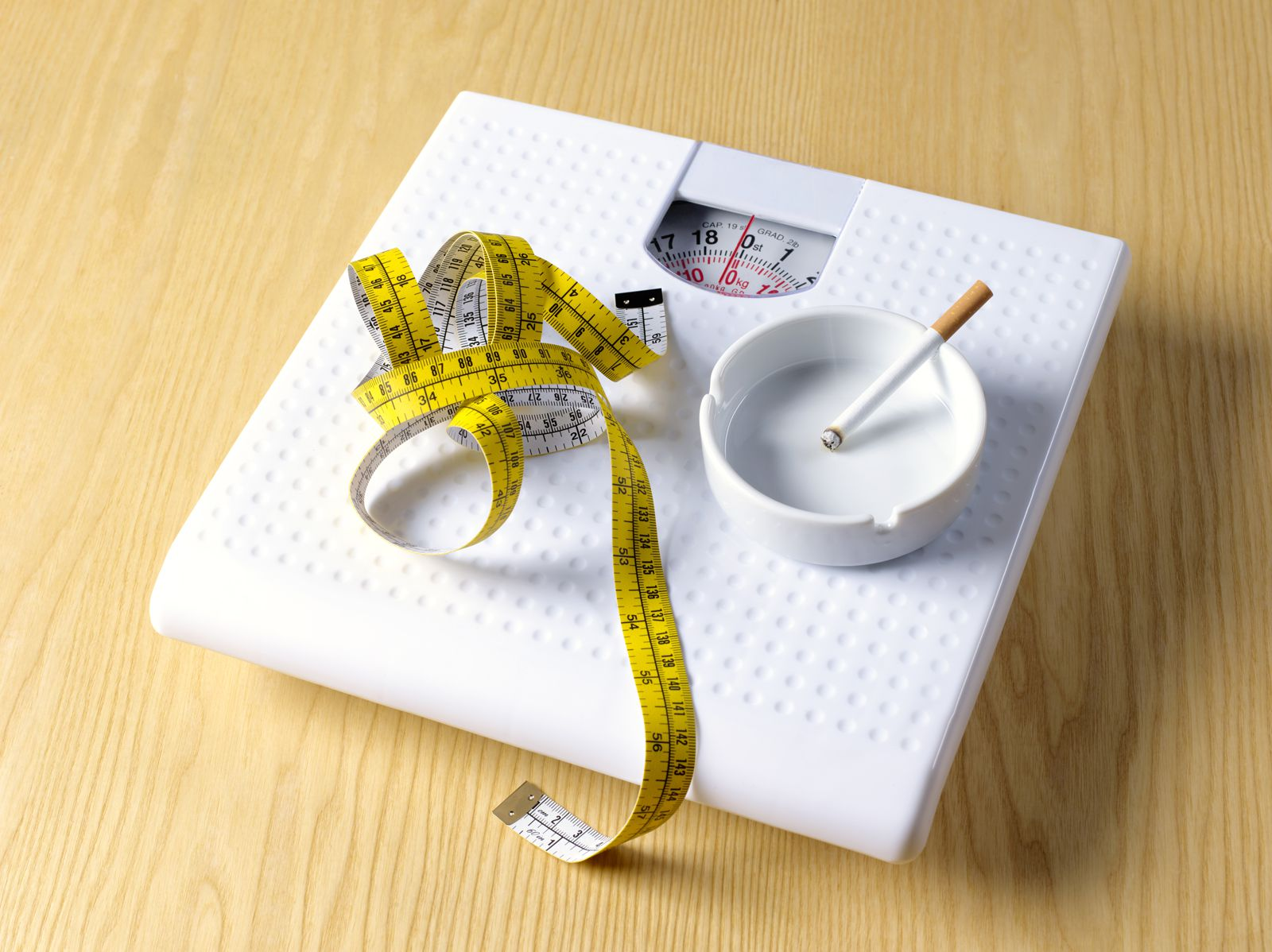 The Effects Of Cigarette Smoking On Metabolism