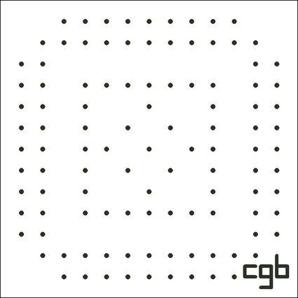 Alphabet Patterns for Cross Stitch and Back Stitch
