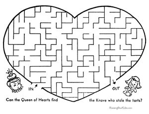 1,000+ Free Printable Mazes for Kids of All Ages