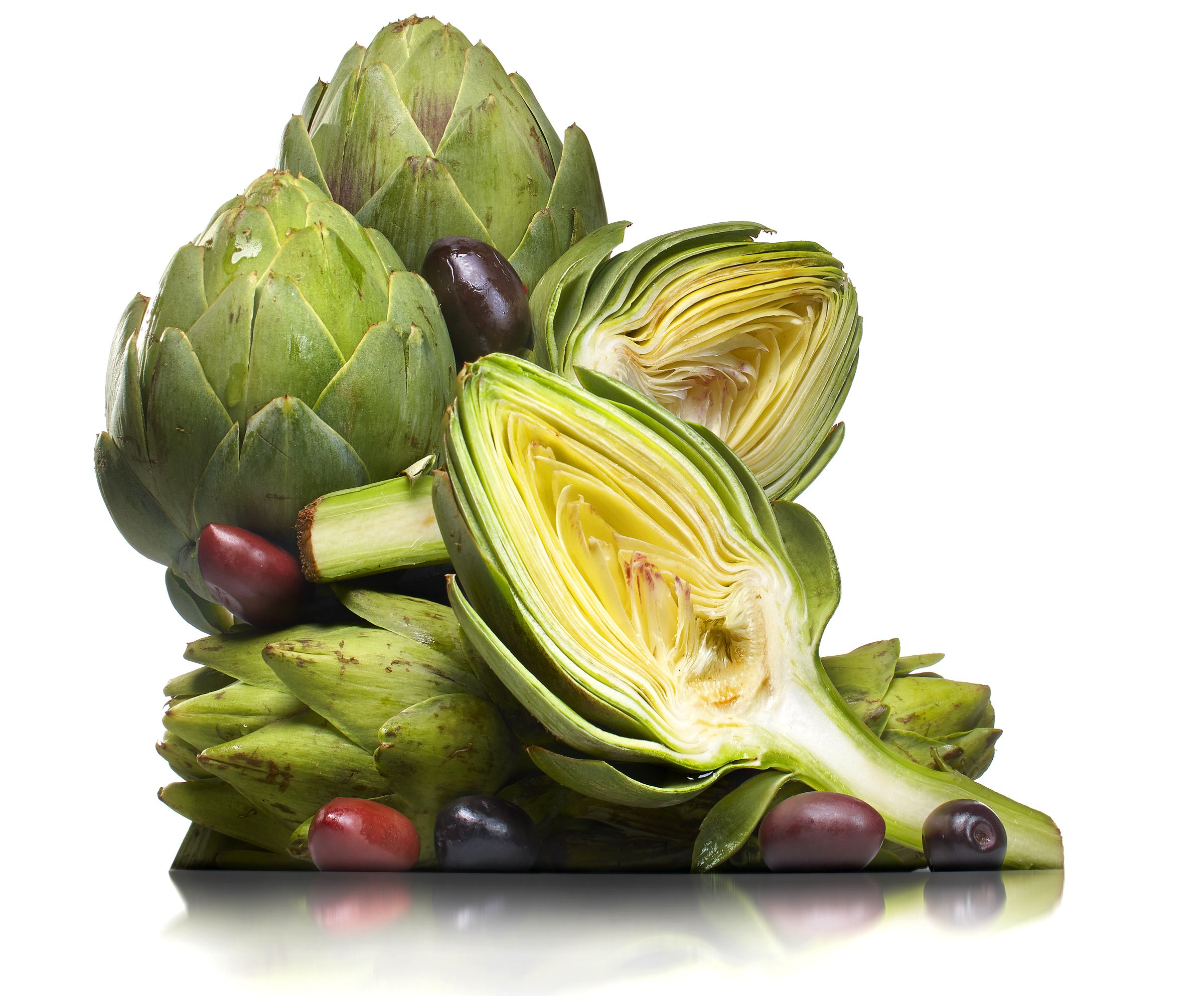 Artichoke Selection and Storage Information