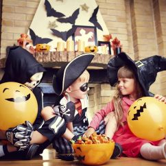 Best Feng Shui Pictures For Living Room 3 Piece Leather Set Kid-friendly Halloween Party Ideas That Aren't Scary