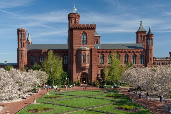 Smithsonian Institution Museums Washington DC