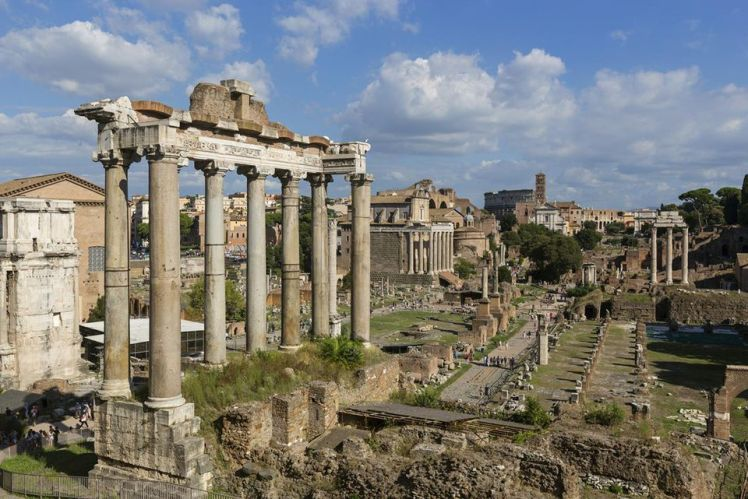 Image result for roman forum