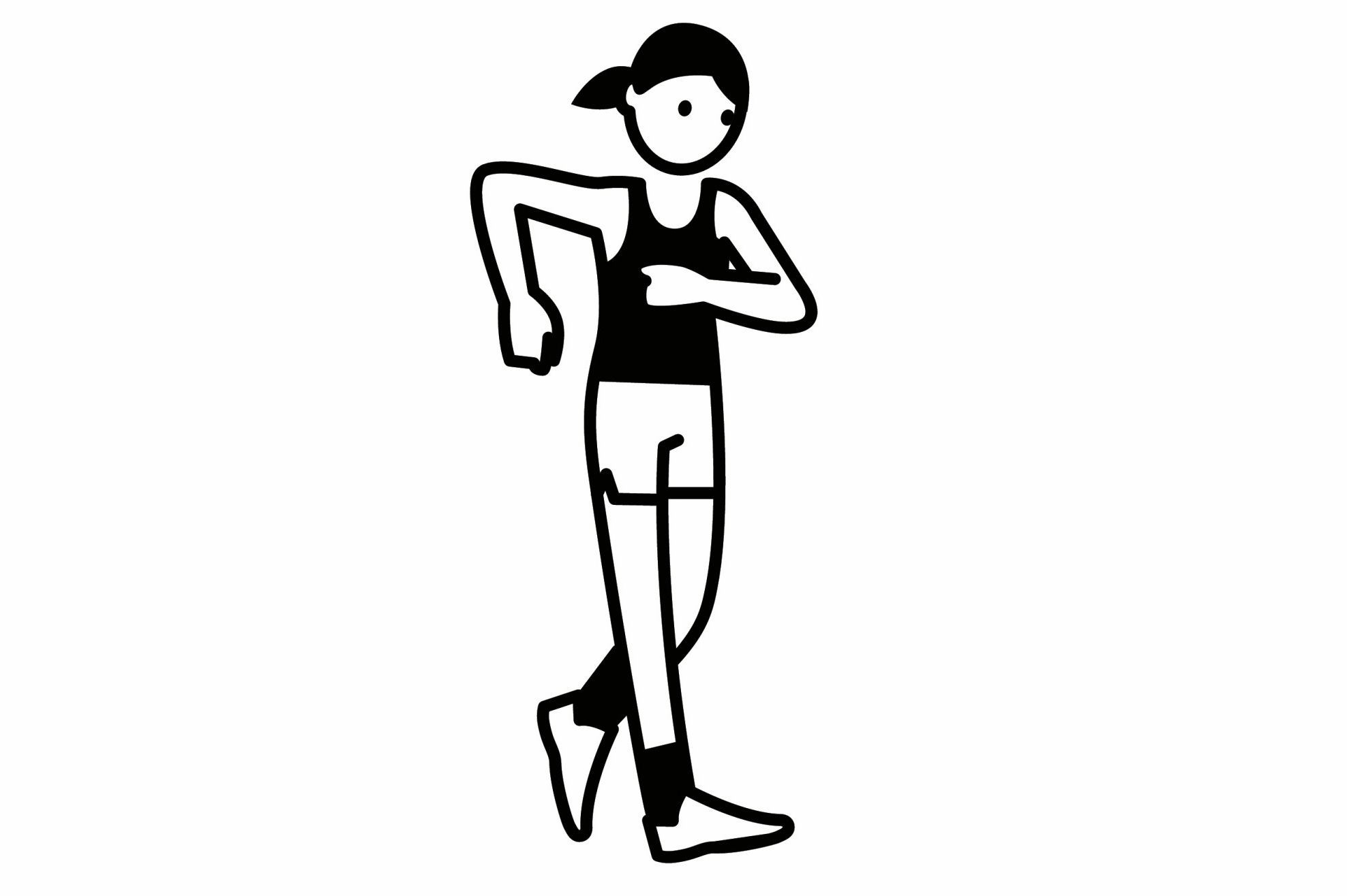 Racewalking Workouts, Drills, and Schedule