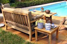 Clean And Care Wood Garden Furniture