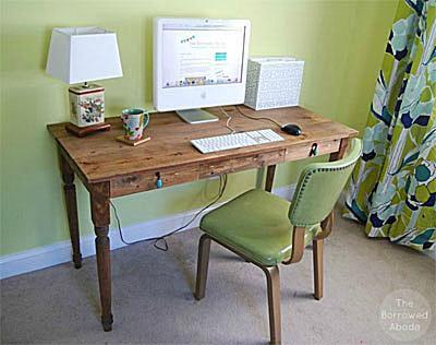 Gratis Desk Plans