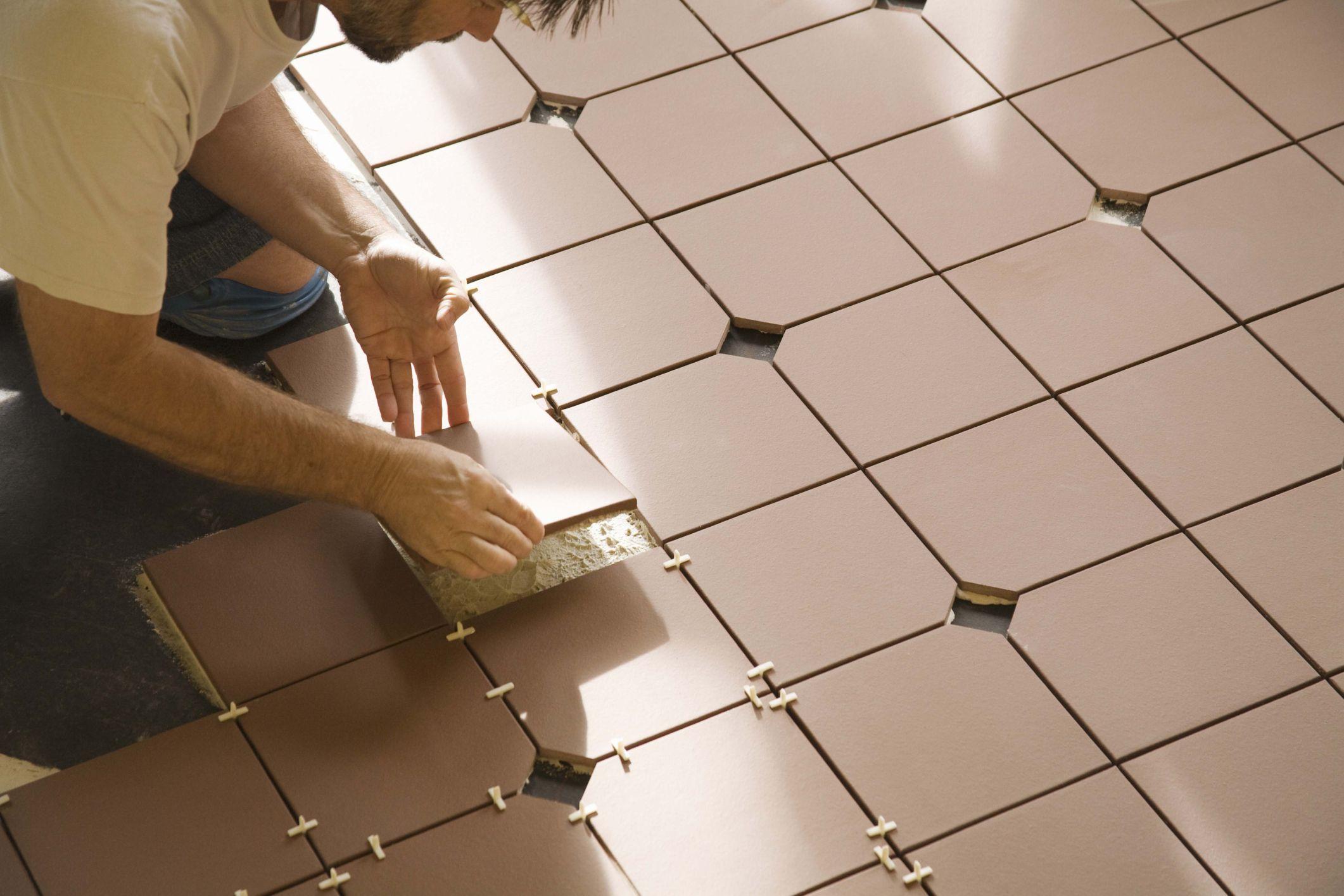 Floating Tile Flooring  Ready For Prime Time