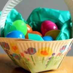Kid Friendly Living Room Decorating Ideas Lovely Pictures 11 Easter Basket Crafts For Kids