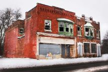 Buffalo New York Abandoned Buildings