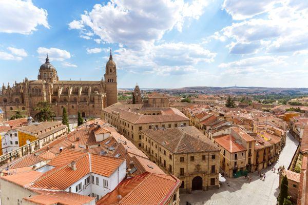 Salamanca Spain Portugal