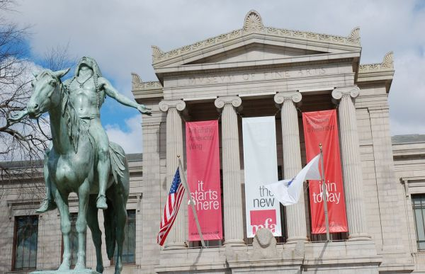 Museum Of Fine Arts Boston Highlights Mfa Americas Wing