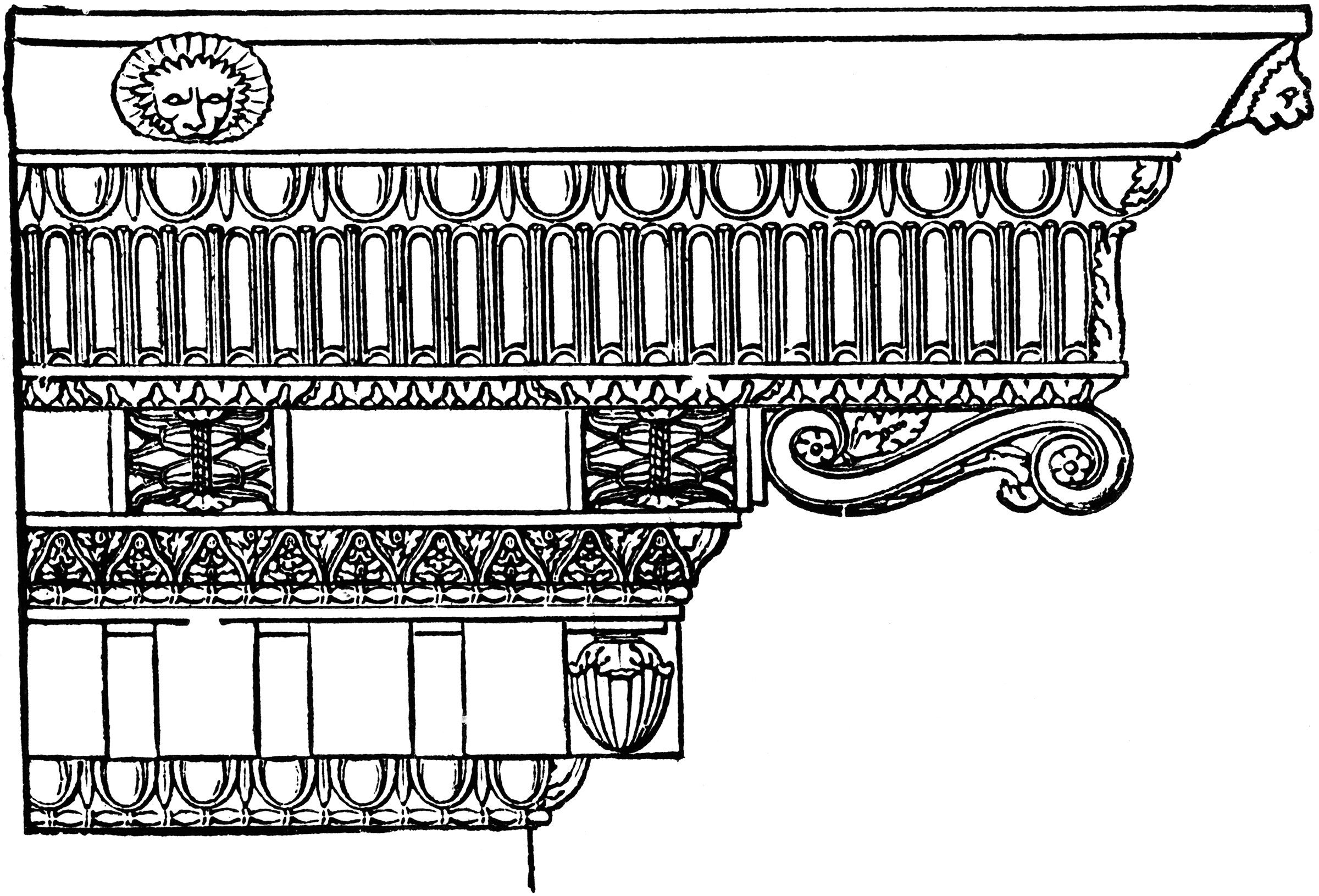 What Is an Entablature? Definition With Examples