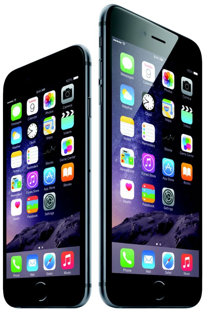 Differences between iPhone 6 and 6 Plus