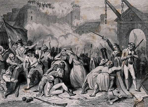Bastille And Role In French Revolution
