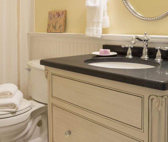 Do You Have A Small Bathroom