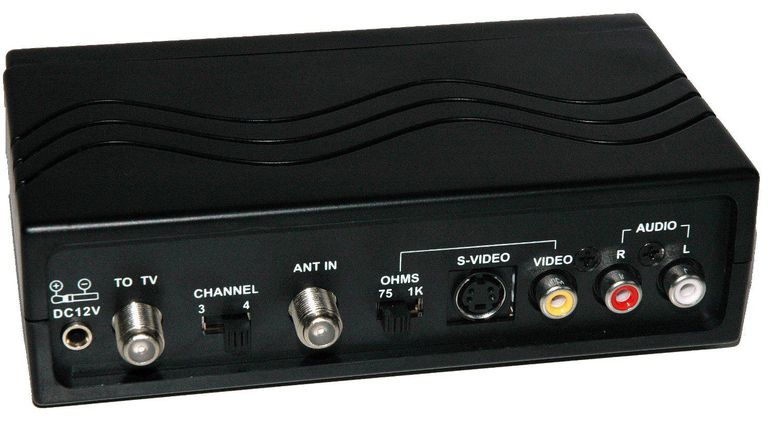 Surround Sound Systems Wiring Diagram The Role Of An Rf Modulator In A Dvd Player Tv Setup