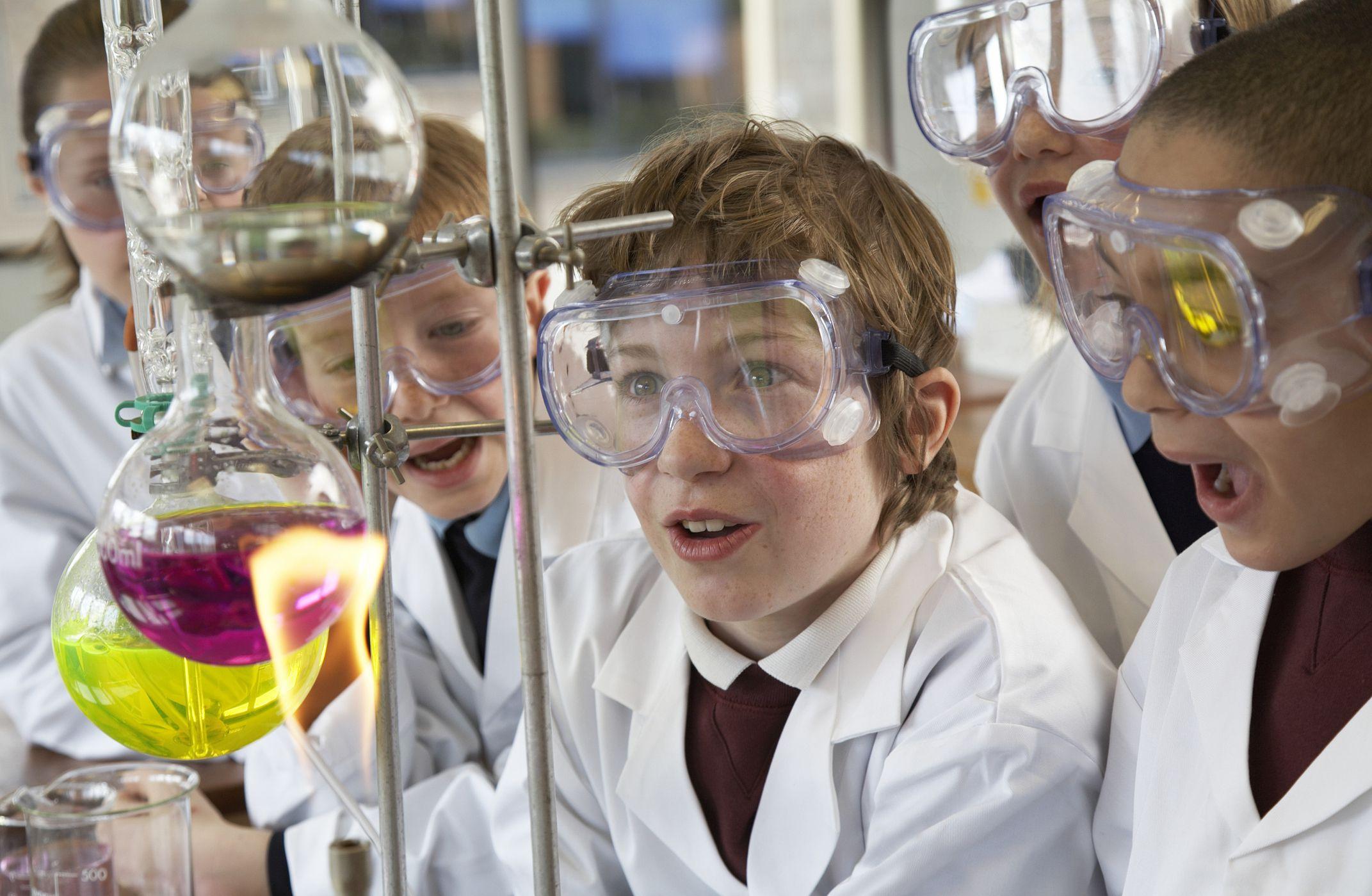 10 Cool Chemistry Demonstrations