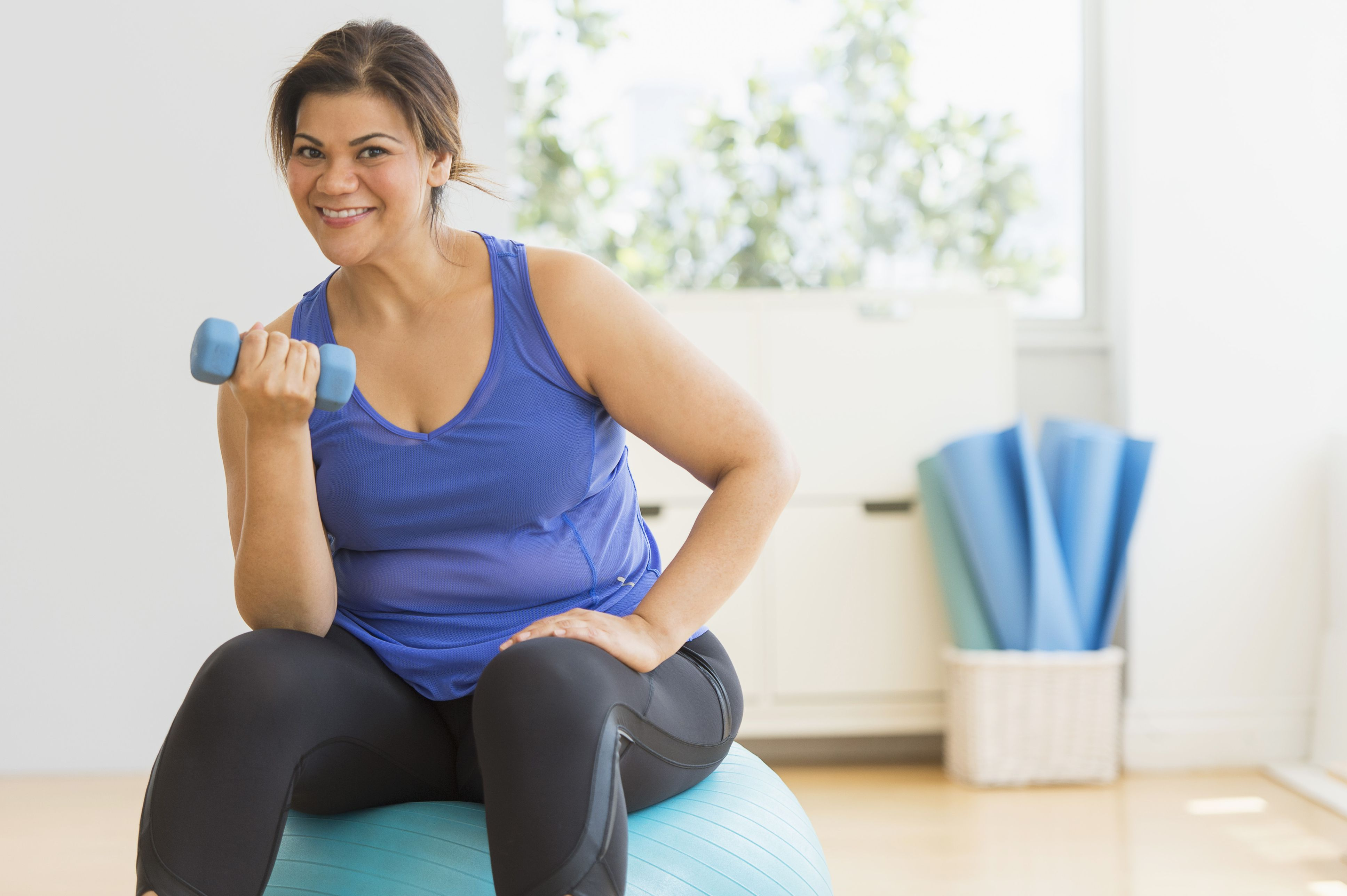 Chair Exercises For Obese Seated Total Body For Overweight And Obese Exercisers