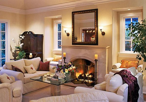 traditional living room ideas Classic Traditional Style Living Room Ideas