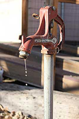 FrostFree Yard Hydrant Repair