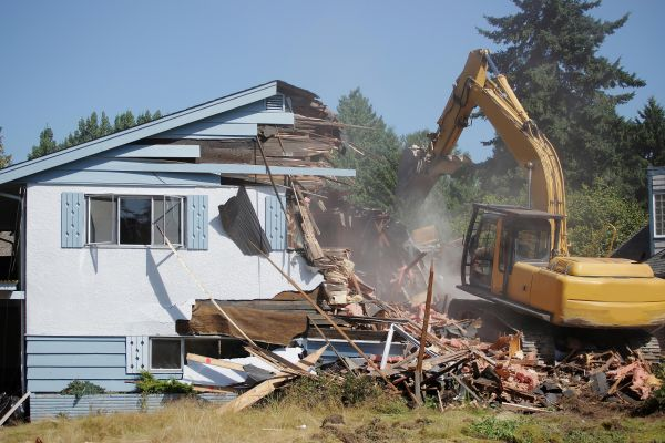 Eminent Domain - Owns Home