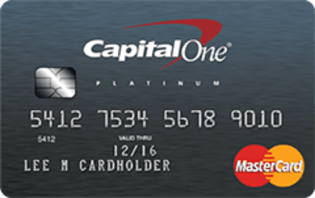 Capital Card Credit Deposit One Account