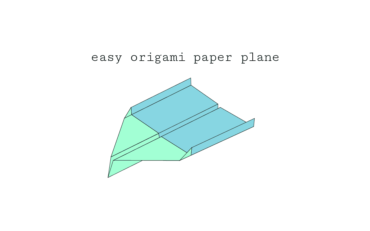 easy origami car diagram nissan 350z headlight wiring super paper plane