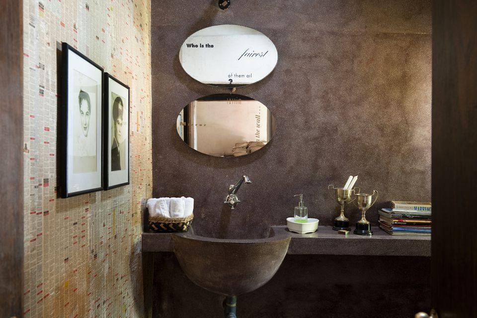 Ideas Decorating Bathrooms